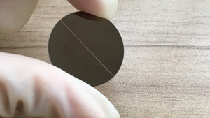 glass optical slit